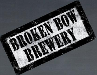 Broken Bow Oktoberfest beer Label Full Size