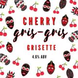 Chafunkta Cherry Gris-Gris Grisette beer