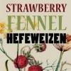 Great Barn Strawberry-Fennel Hefeweizen beer