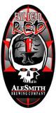 AleSmith Evil Dead Red Ale beer