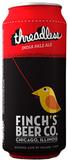 Finch Threadless w/ Galaxy beer