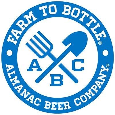 Almanac IPA beer Label Full Size