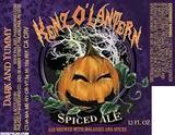 Philadelphia Kenz o' Lantern beer