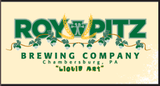 Roy Pitz Falling Spring Lager beer