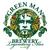 Mini green man 1915 traditional mild