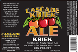 Cascade Kriek 2012 beer