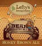 Lefty's Honey Brown Ale beer