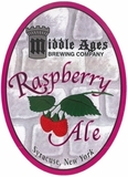 Middle Ages Rasberry Ale beer