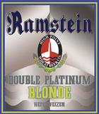Ramstein Double Platinum Blonde Beer