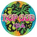 Nebraska Hop God 2013 beer Label Full Size