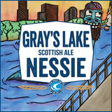 Confluence Gray's Lake Nessie Scottish Ale beer