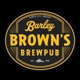 Barley Brown's Point Blank Red Beer