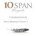 10 Span Chardonnay wine