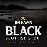Belhaven Black Scottish Stout Nitro Beer
