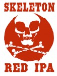 Four String Skeleton Red IPA beer