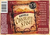 Fort Collins Double Chocolate Stout beer