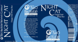 Two Brothers Night Cat beer