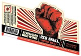 Revolution Red Skull Imperial Red Ale beer