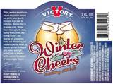 Victory Winter Cheers beer
