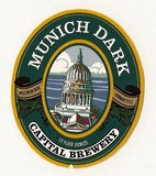 Capital Munich Dark beer