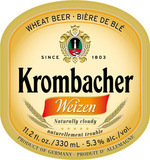 Krombacher Non-Alcoholic Wheat beer