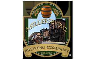 Millersburg Pope's Imperial Pumpkin beer Label Full Size