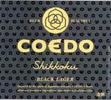 Coedo Shikkoku Beer