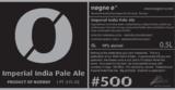 Nogne O #500 Imperial IPA beer