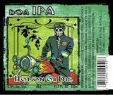 Cerveza De Los Muertos DOA IPA beer