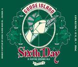 Goose Island Sixth Day beer