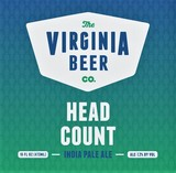 Virginia Beer Co. Head Count beer