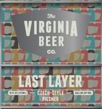 Virginia Beer Co. Last Layer beer