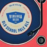 Virginia Beer Co. Old School Pale Ale beer