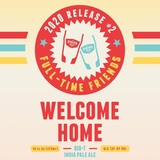 Virginia Beer Co. Welcome Home beer