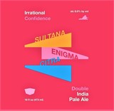 Virginia Beer Co. Irrational Confidence beer