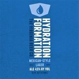 Virginia Beer Co. Hydration Formation beer