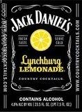 Jack Daniels Lynchburg Lemonade beer