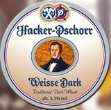 Hacker Pschorr Weisse Dark Beer