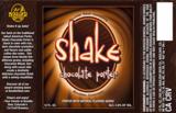 Boulder Shake Chocolate Porter Nitro Beer