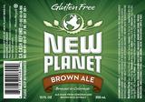 New Planet Brown Ale Beer