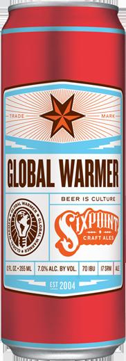 Sixpoint Global Warmer Beer