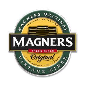 Magners Irish Cider beer Label Full Size