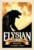 Elysian Dark 'O the Moon Pumpkin Stout 2012 beer
