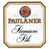 Paulaner Premium Pils beer