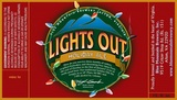 Blue Mountain Lights Out beer