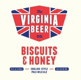 Virginia Beer Co. Biscuits & Honey beer