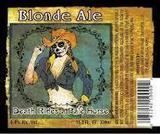 Dia De Los Muertos Death Rides a Pale Horse Blonde Ale beer
