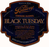 Bruery Black Tuesday beer