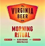Virginia Beer Co. Morning Ritual beer