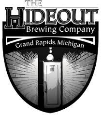 The Hideout Berry Pale Ale beer Label Full Size